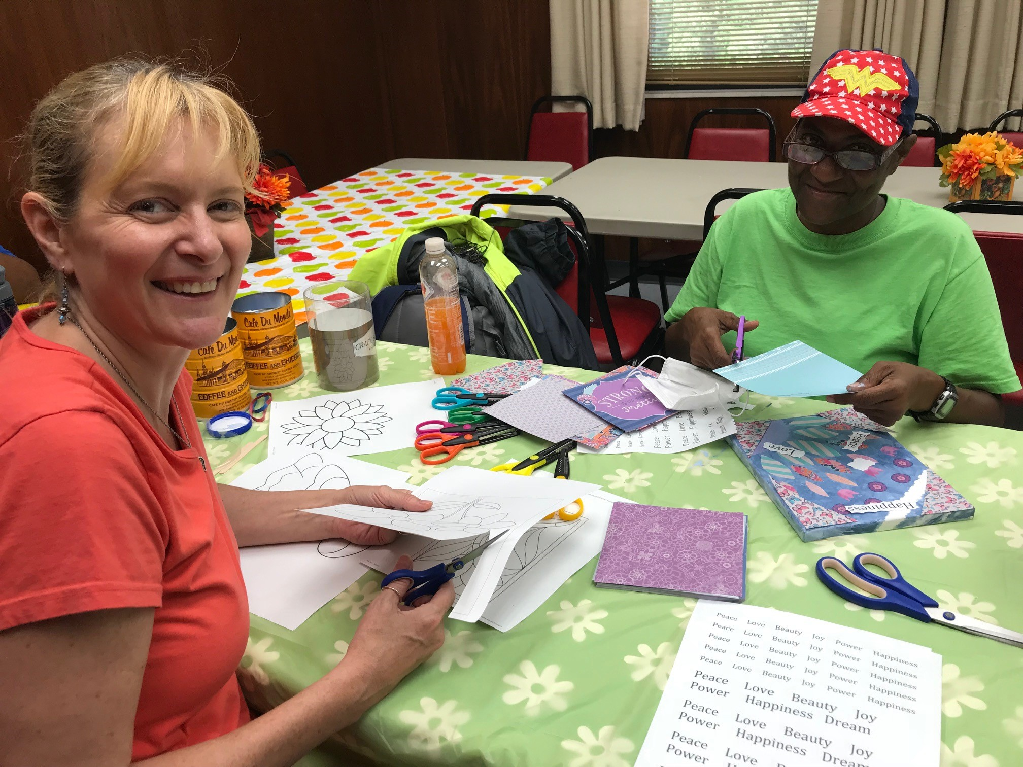 Host a Holiday Craft - Volunteer developed activities enrich the lives of homeless women at Women's Center of Wake County who are struggling to get on their feet this holiday season. Brighten their holidays by hosting a special holiday craft.