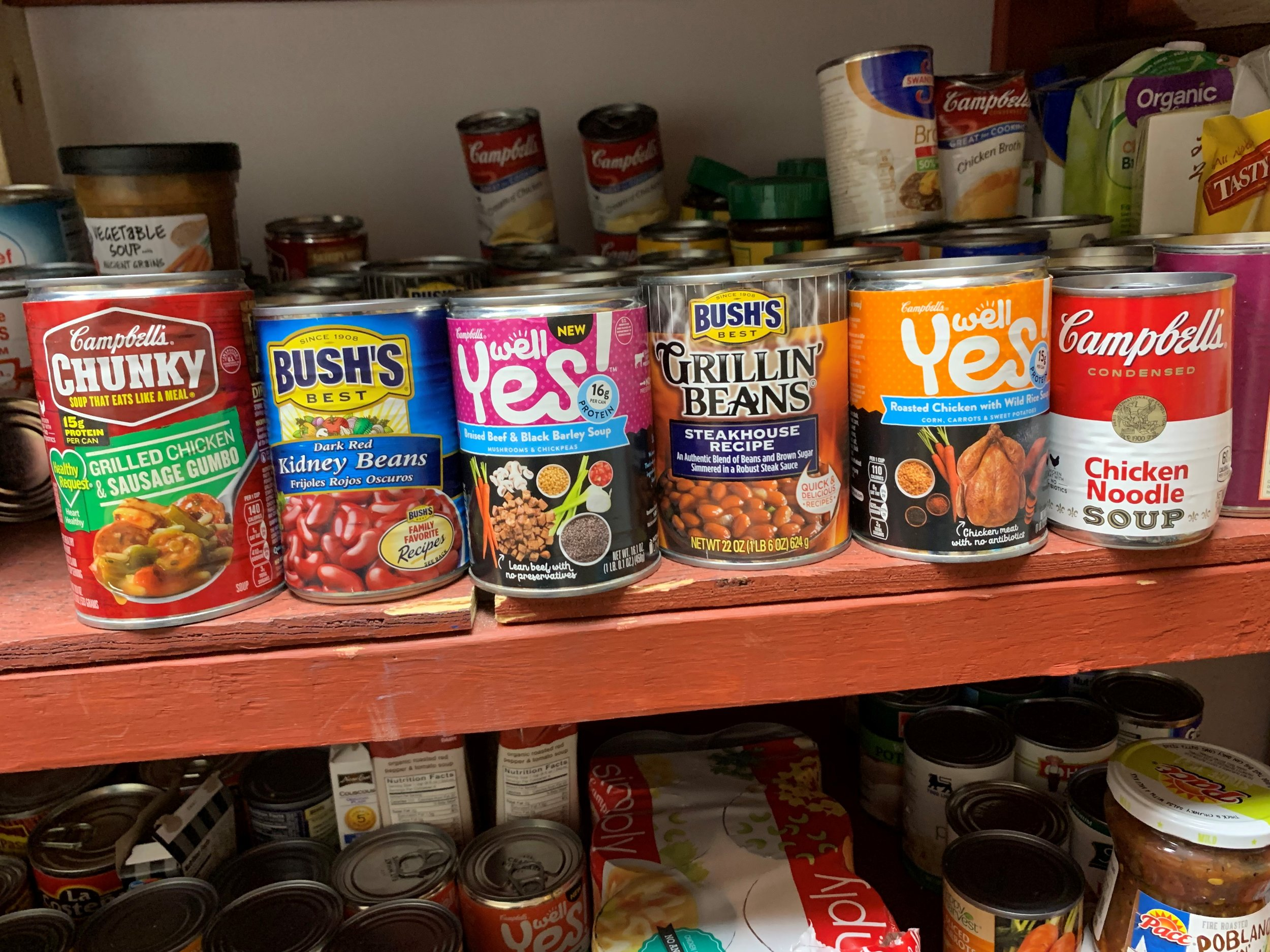 Urgent Needs Drive - The Women's Center serves 25-25 women per day who come through our door seeking food, hygiene items and other critically needed items. Your corporate group, civic group, church or family group can host a drive to collect items that The Women's Center urgently needs at this time. Click on the button below to view our most current Urgent Needs list and get details about how and where to deliver them!