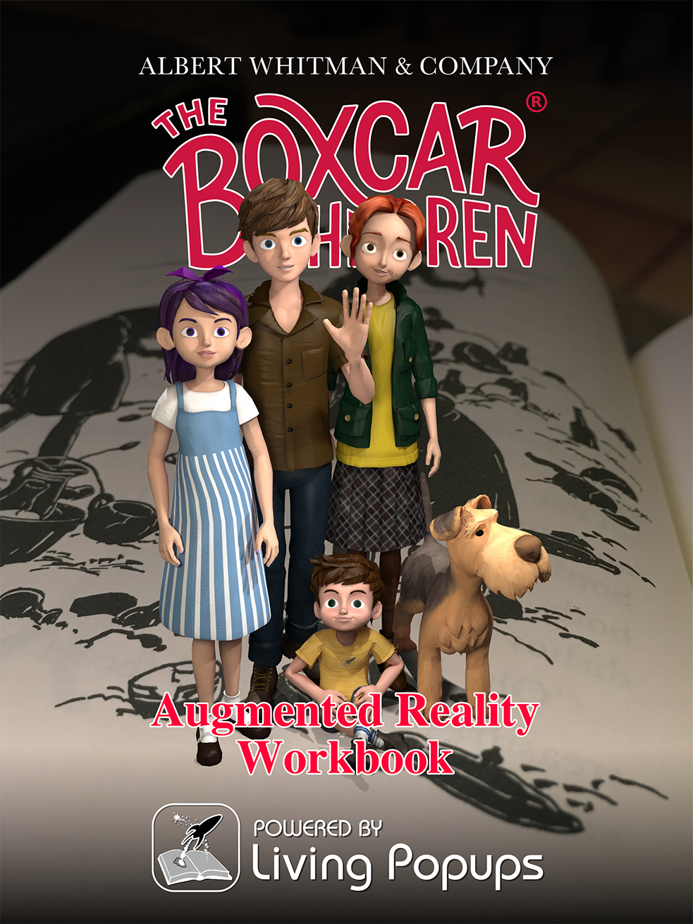 Introducing The Boxcar Children x Living Popups! Classic children's book upgraded with our innovative AR technology. - COMING SOON: for the iPhone (7 and newer) iPad (5th gen up or pro) on the iOS App Store. Coming to Android July 15th.The Boxcar Children (book #1) paperback or hardcover, illustrated by L. Kate Deal.BUY THE BOOK: Barnes & Noble Amazon