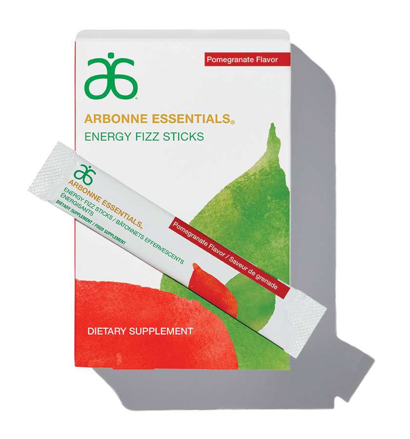 Energy Fizz Sticks - I quit my coffee habit for these babies.What a kickstarter! As a replacement for your morning coffee or for when you start to feel the afternoon sleepies, stir in a fizz stick to create a refreshing bubbly drink when you start to feel tired to temporarily help promote alertness.◊Energy Fizz Sticks also enhance cognitive performance, help promote endurance, enhance motor performance, and help reduce fatigue.◊Contains antioxidants and a botanical blend of green tea, guarana and ginseng, combined with B vitamins and chromium, to help boost energy.◊