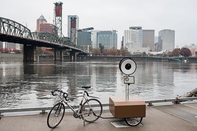 Yup, works out here too! 🚲📸 Want to have it at your next event? Email us at thebikebooth@gmail.com . . . . . #Photobooths #photobooth #photography #photos #picoftheday #thebikebooth #photographer #portlandphotobooth #pdxphotobooth #oregonphotobooth #nwphotobooth #unique #keepportlandweird #photoboothprops #portlandwaterfront #portlandflea #portlandnightmarket #portlandbiking #pdxbikes #bicycle #portlandresident