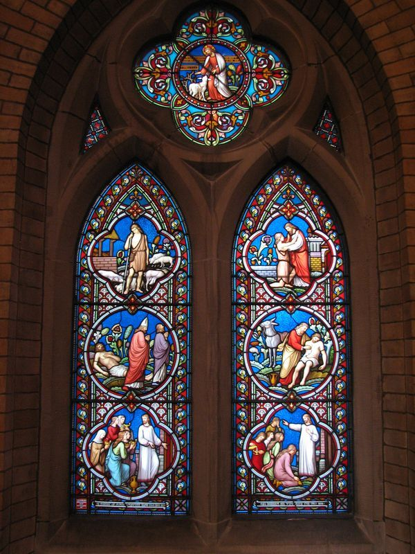 Parable Window