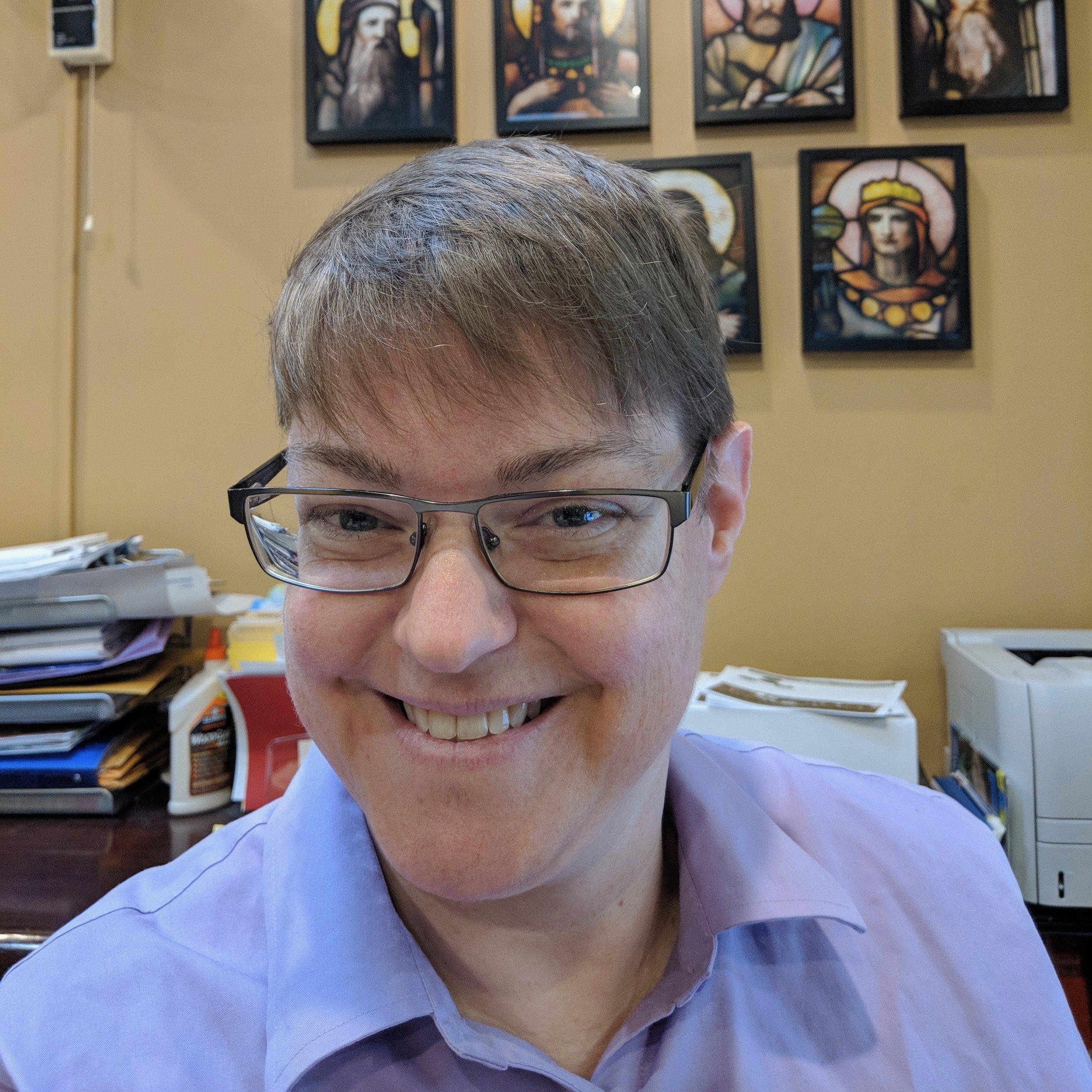 Suzanne RiemannChurch Administrator - office@fpcphila.org