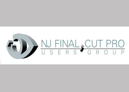 NJ Final Cut Pro User Group Logo