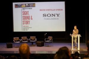 Manhattan Edit Workshop's Josh Apter.