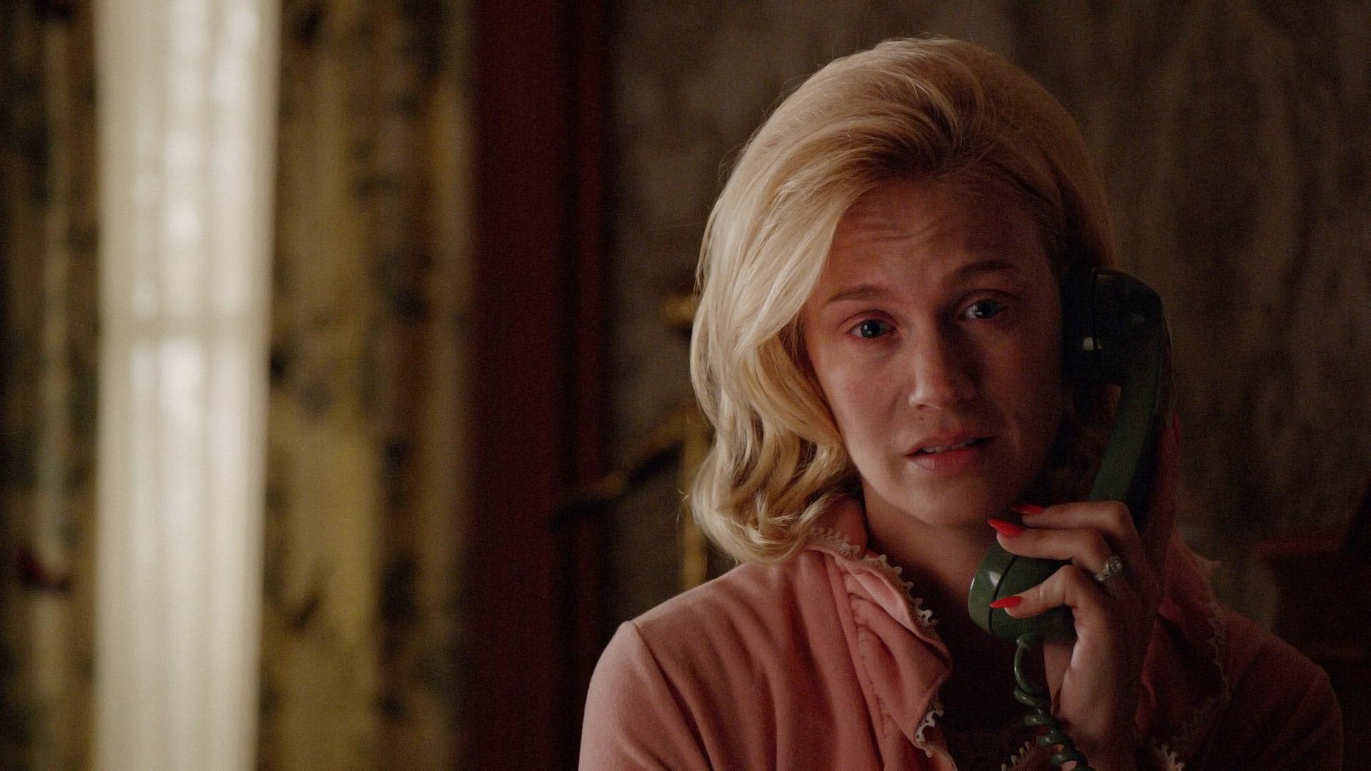 January Jones as Betty Francis Mad Men  Season 7