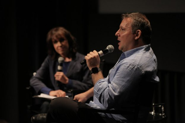 Dylan Tichenor and Bobbi O'Steen.