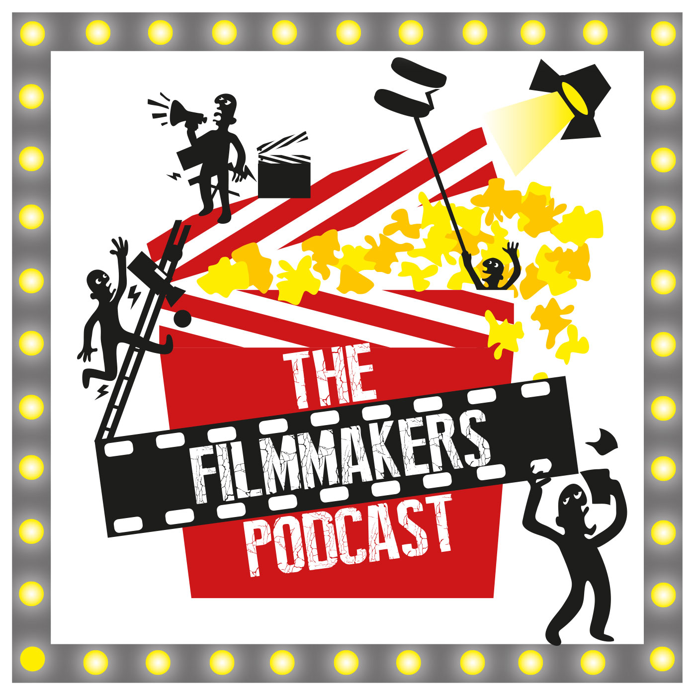 - The Filmmakers Podcast is all about film making. Regular hosts Giles Alderson (The Dare), Dan Richardson (Retribution), Andrew Rodger (World of Darkness) and Christian James (Fanged Up) discuss how to get films made, how to actually make them and how to try not to f... it up in their very humble opinion.From studio film-making to making micro budget indie films and everything in between. A must for any filmmaker, director, screenwriter, producer, actor or film loverChatting with guests which have included Mark Strong (Kingsman), Jack Tarling (God's Own Country), Joey Ansah (Bourne), Andy Nyman (Ghost Stories), Rupert Graves (Sherlock), Ben Caron (The Crown) Mark Sanger (Gravity) and many more all about the craft of making films.New episode released every Tuesday