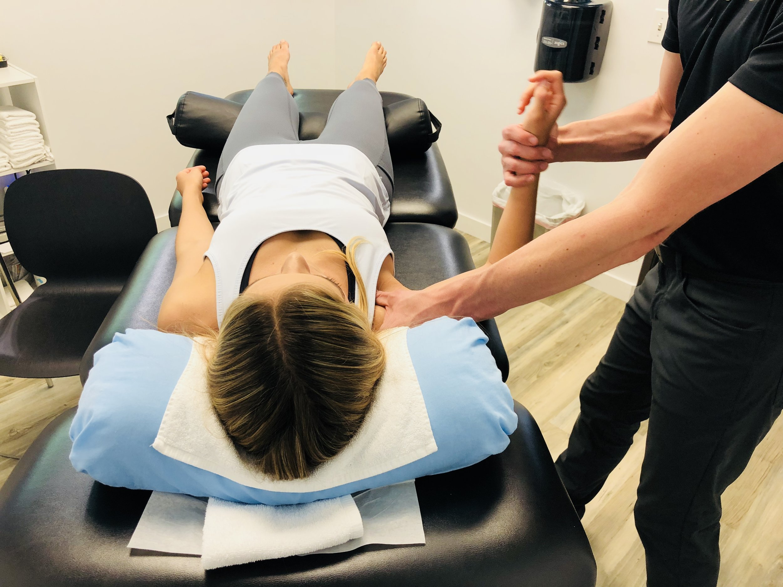 Typical Licenses to Perform Manual Therapy Include Physical Therapy, Chiropractic, and Massage Therapy
