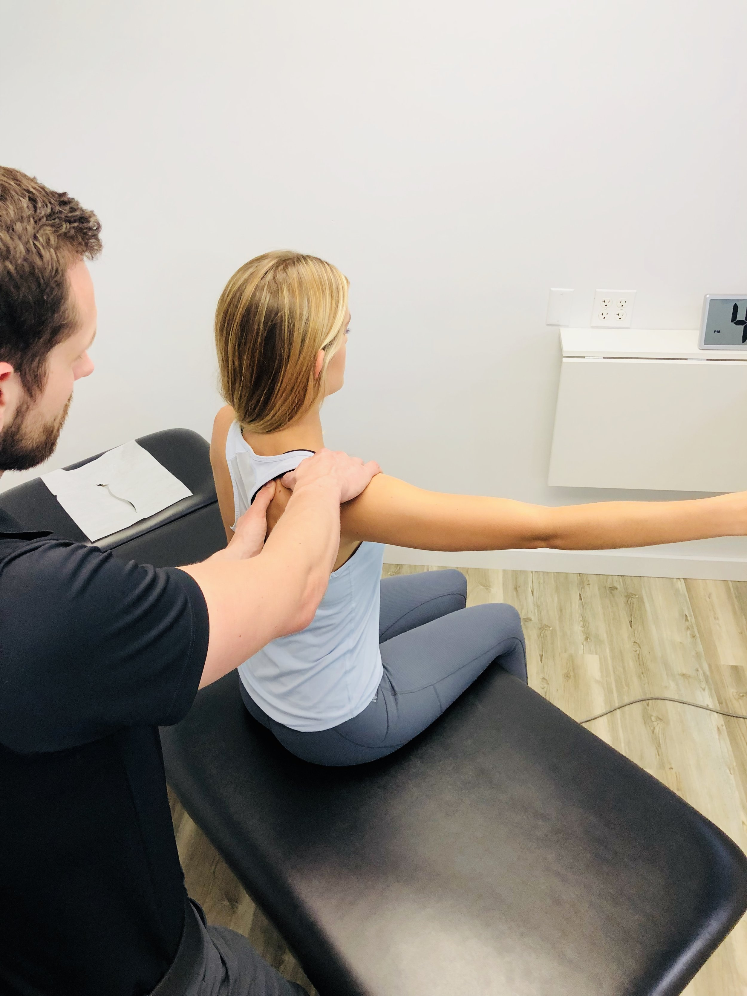 A few licenses to diagnose include Doctor of Chiropractic, Doctor of Physical Therapy, Doctor of Medicine