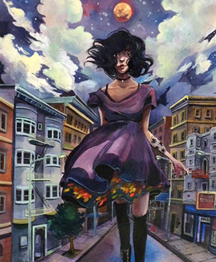 Malisa Suchanya Illustrations