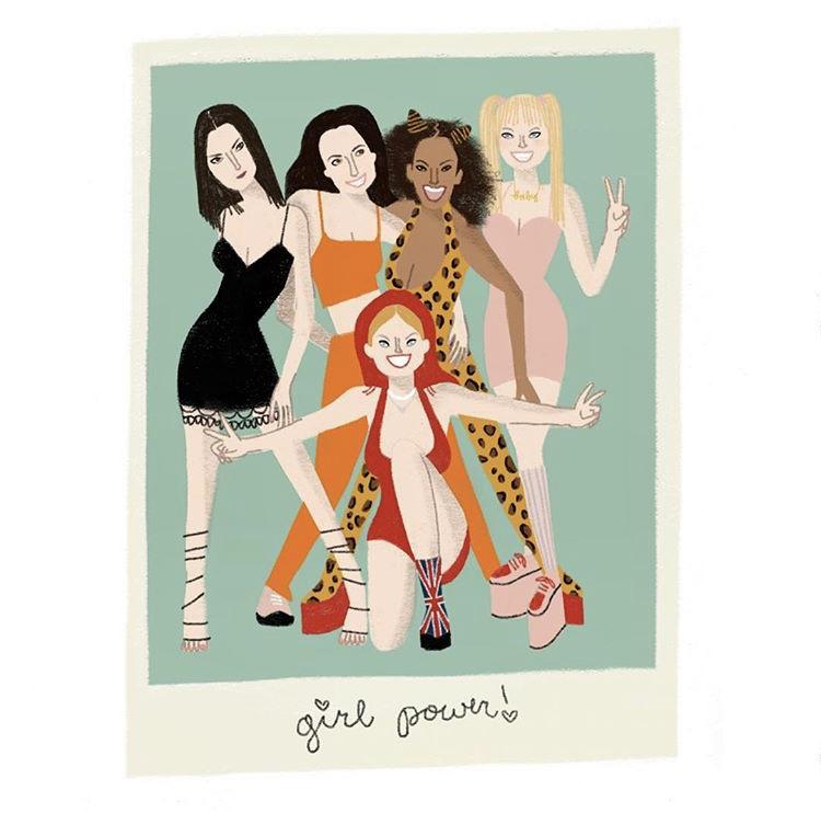 Gill D. Illustration