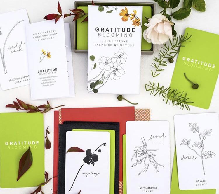 Gratitude Blooming