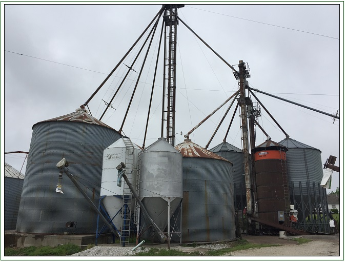 Farm appraiser - grain storage in Illinois