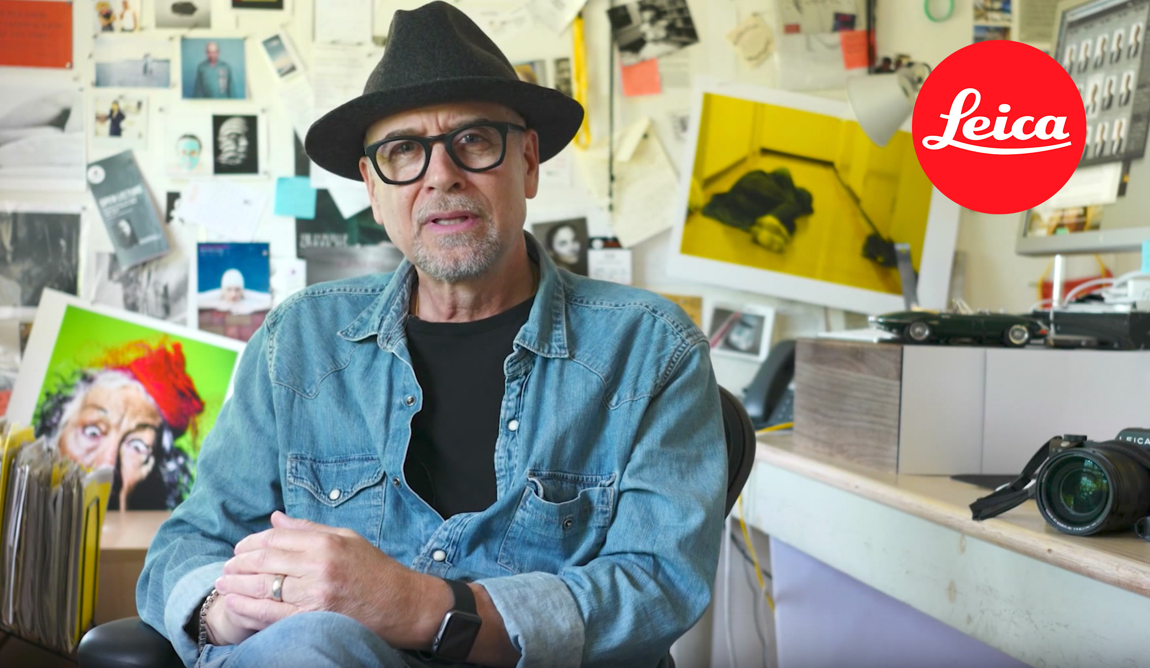 NEW VIDEO: DOUG MENUEZ & THE LEICA SL