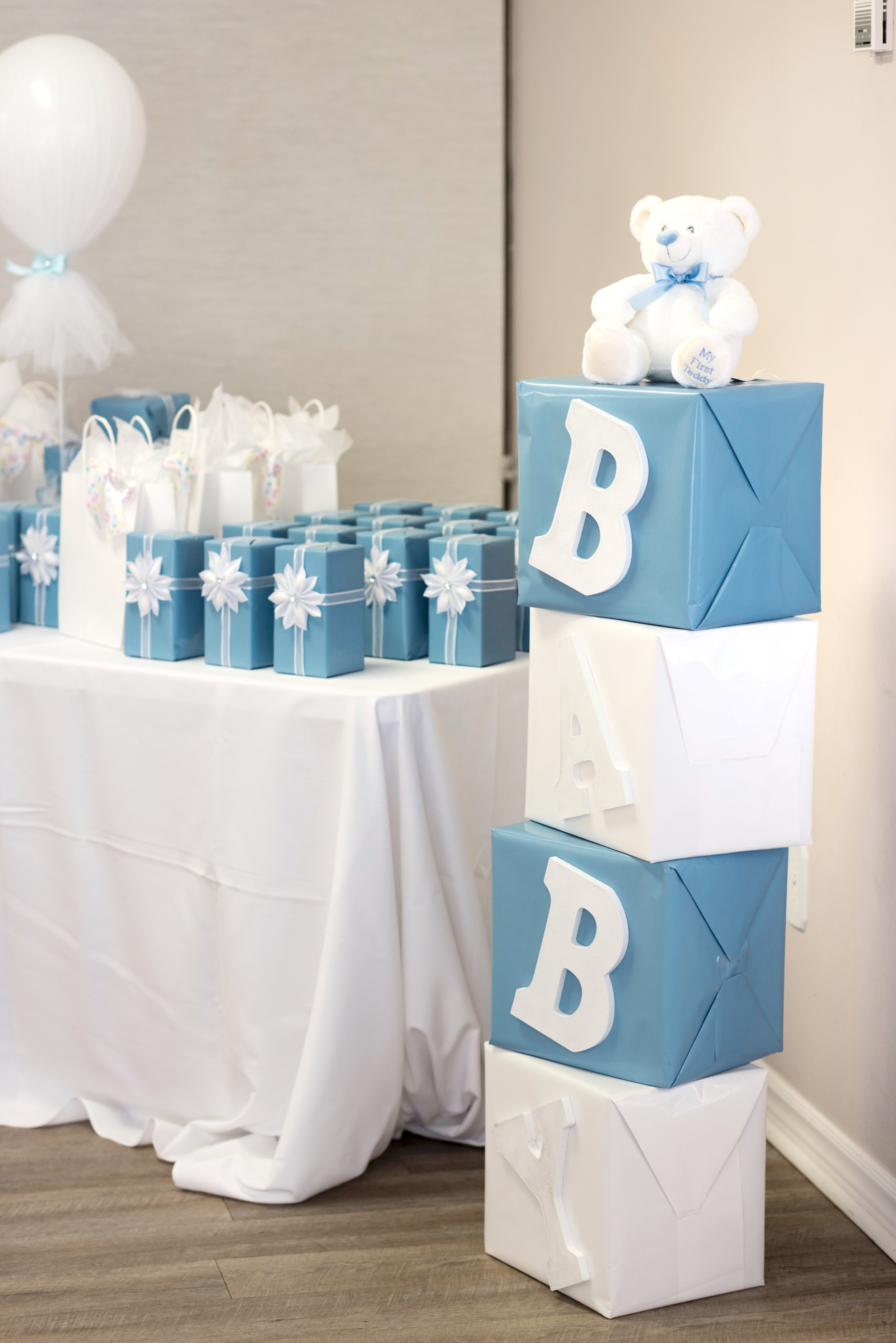 Blue Baby Boxes and Shower Favors.jpg