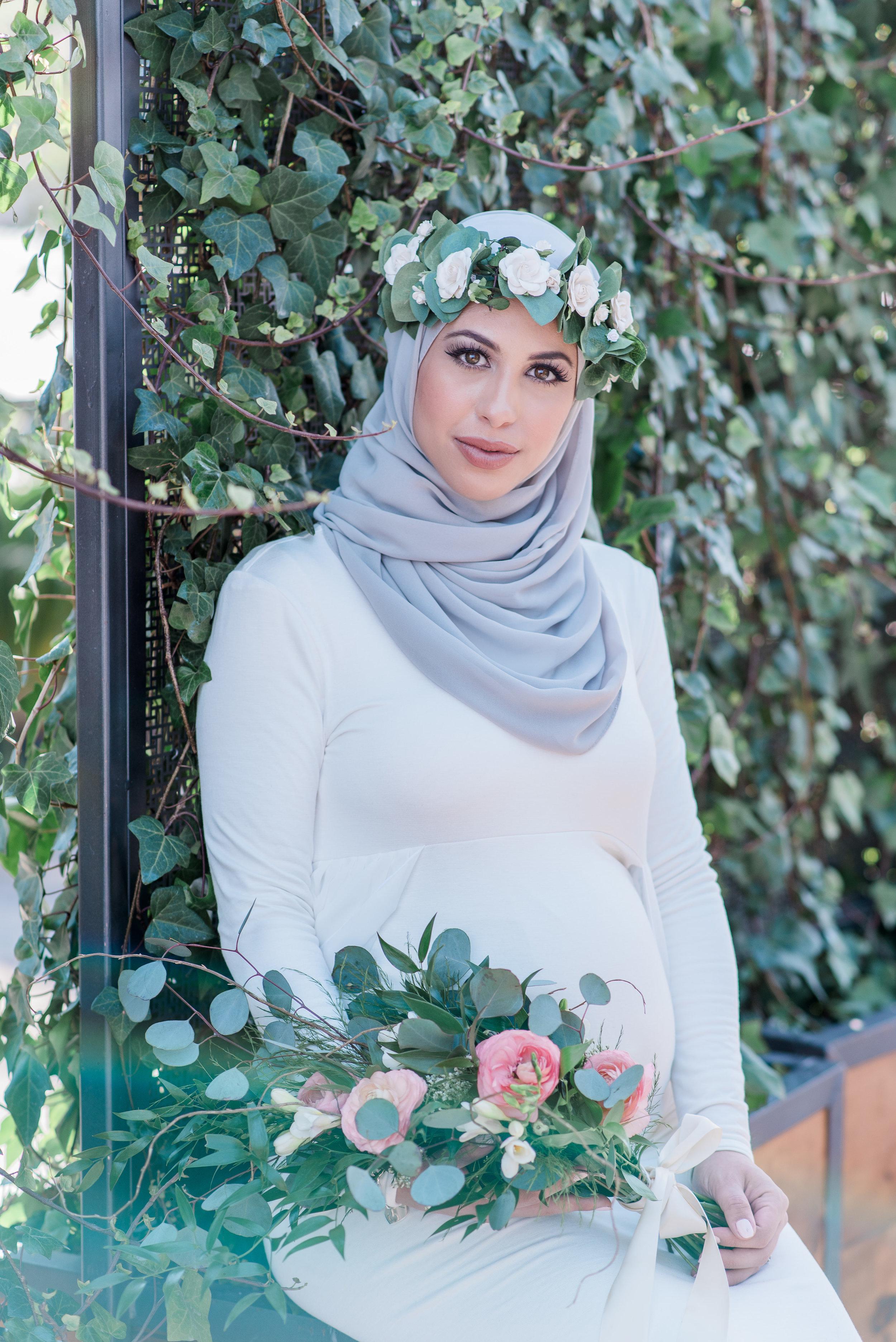 Hanan Tehaili Maternity Aquatopia_White Dress.jpg