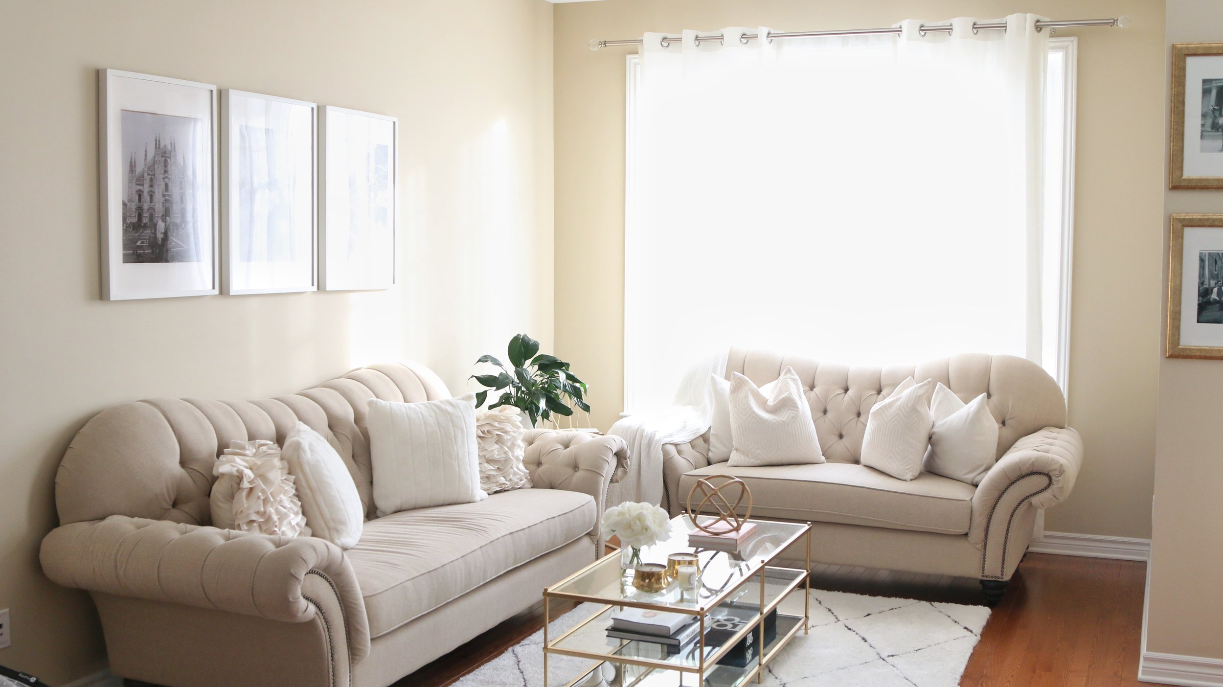 White Beige and Gold Living Room Space.jpg