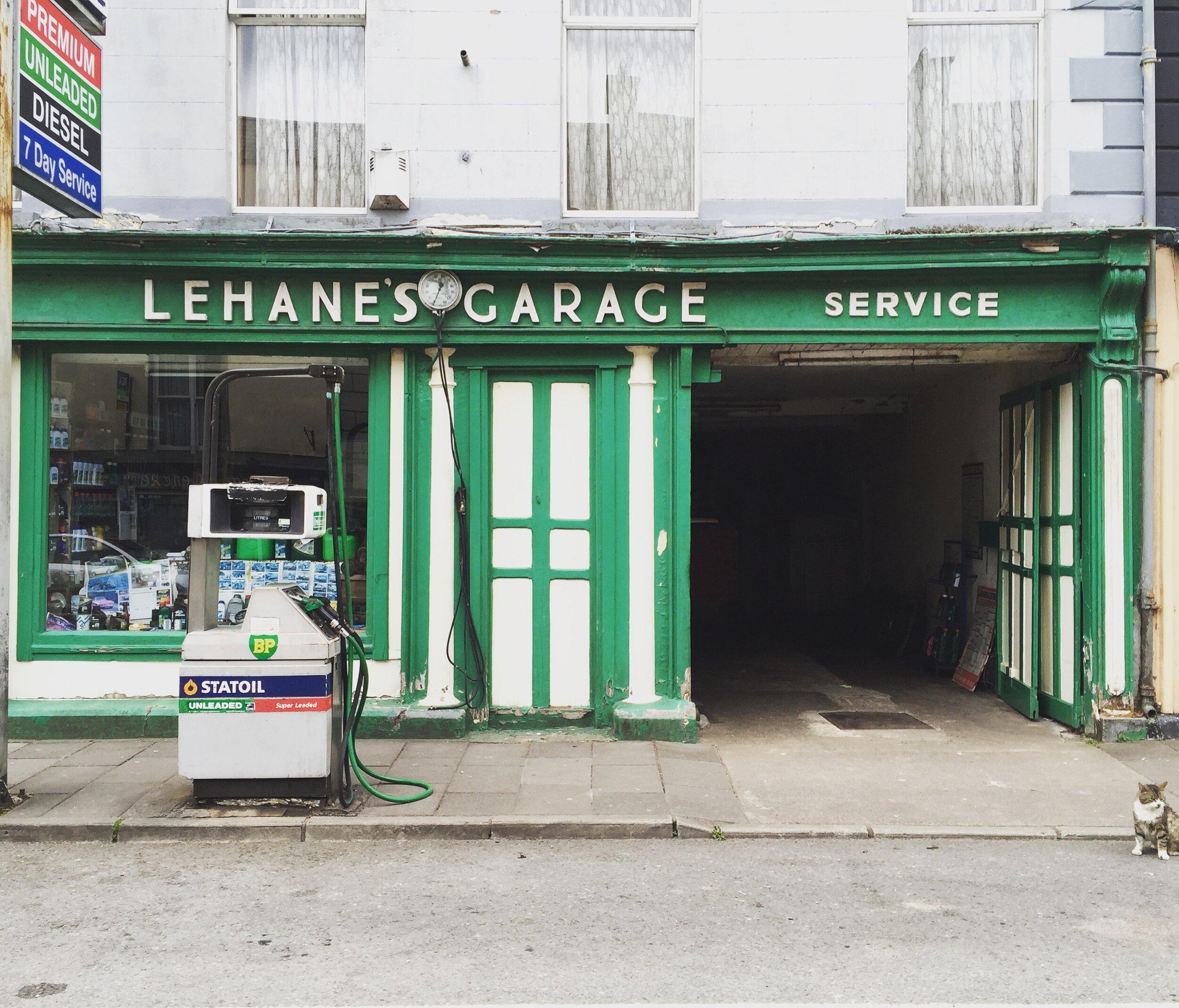 Lehane's Garage, Cappoquinn Co. Waterford.jpg