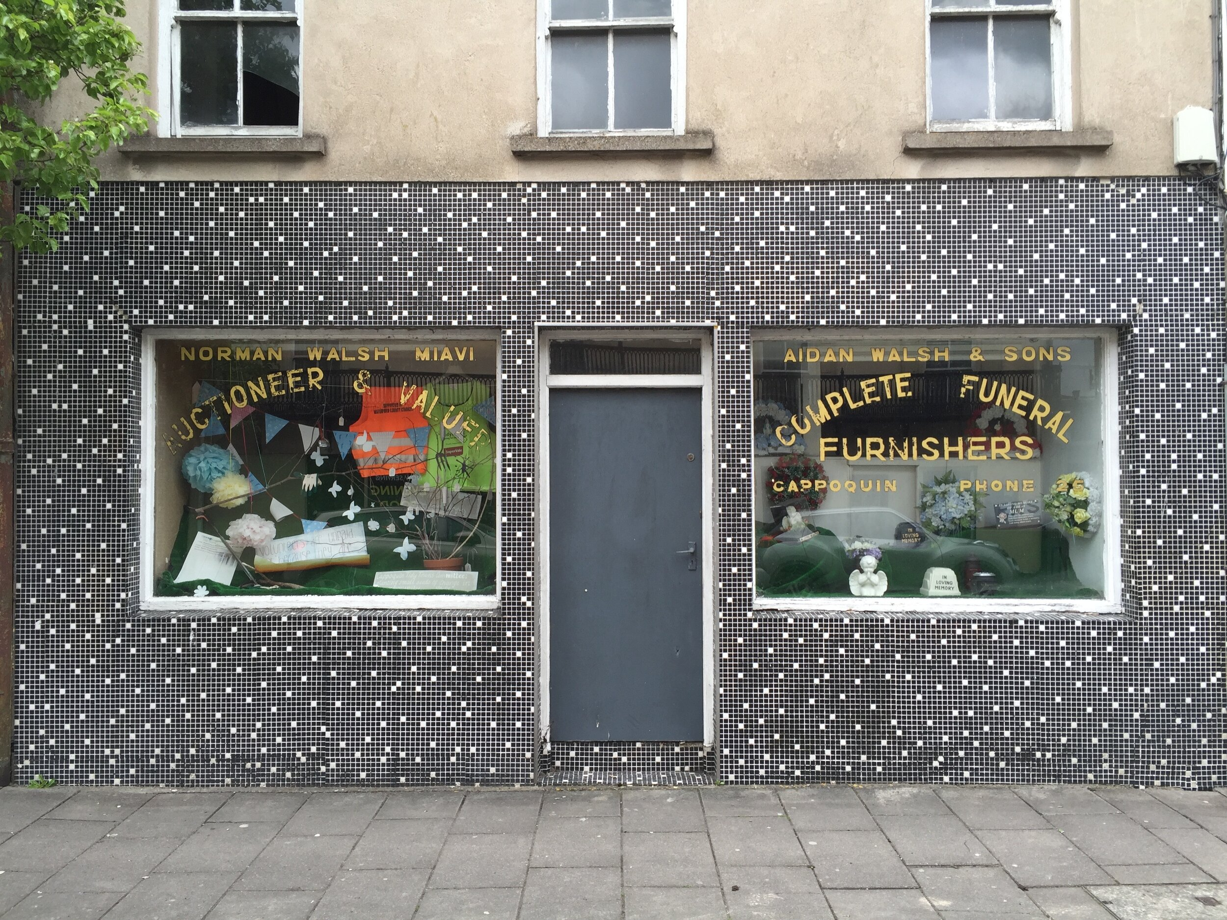 Walsh Auctioneers & funeral furnishers, Cappoquin, Co. Waterford.jpg