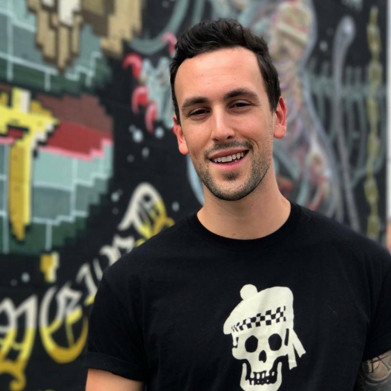 Nathan Jacques   Boom Operator / Sound Mixer