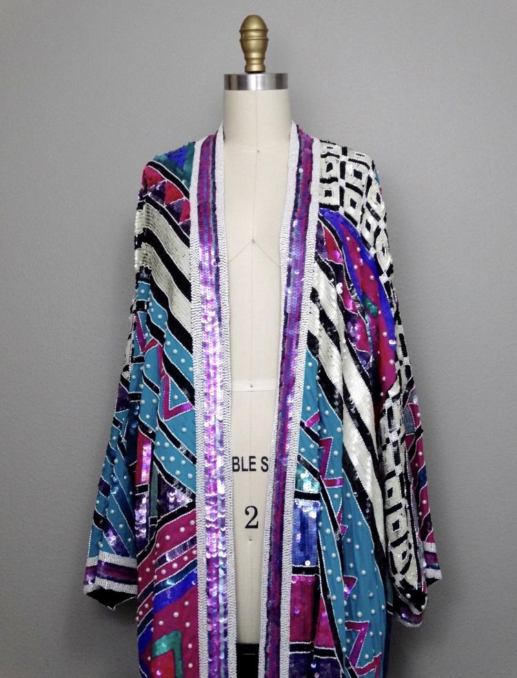Retro Vintage Kimono - $1,235