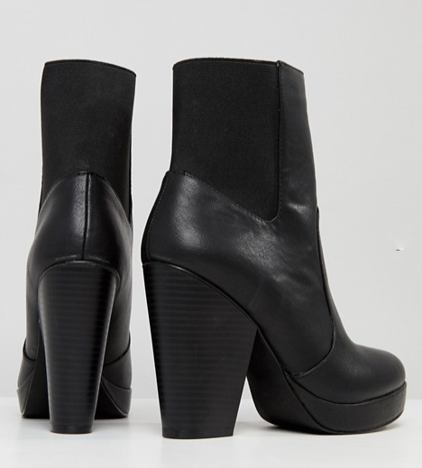 Earthling High Ankle Boots