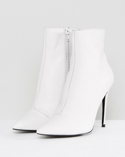 KG By Kurt Geiger Ride Leather Ankle Boots