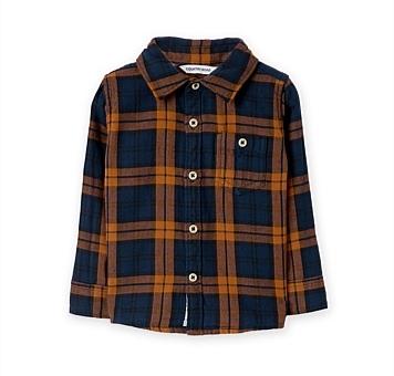 Alpine Check Shirt $44.95