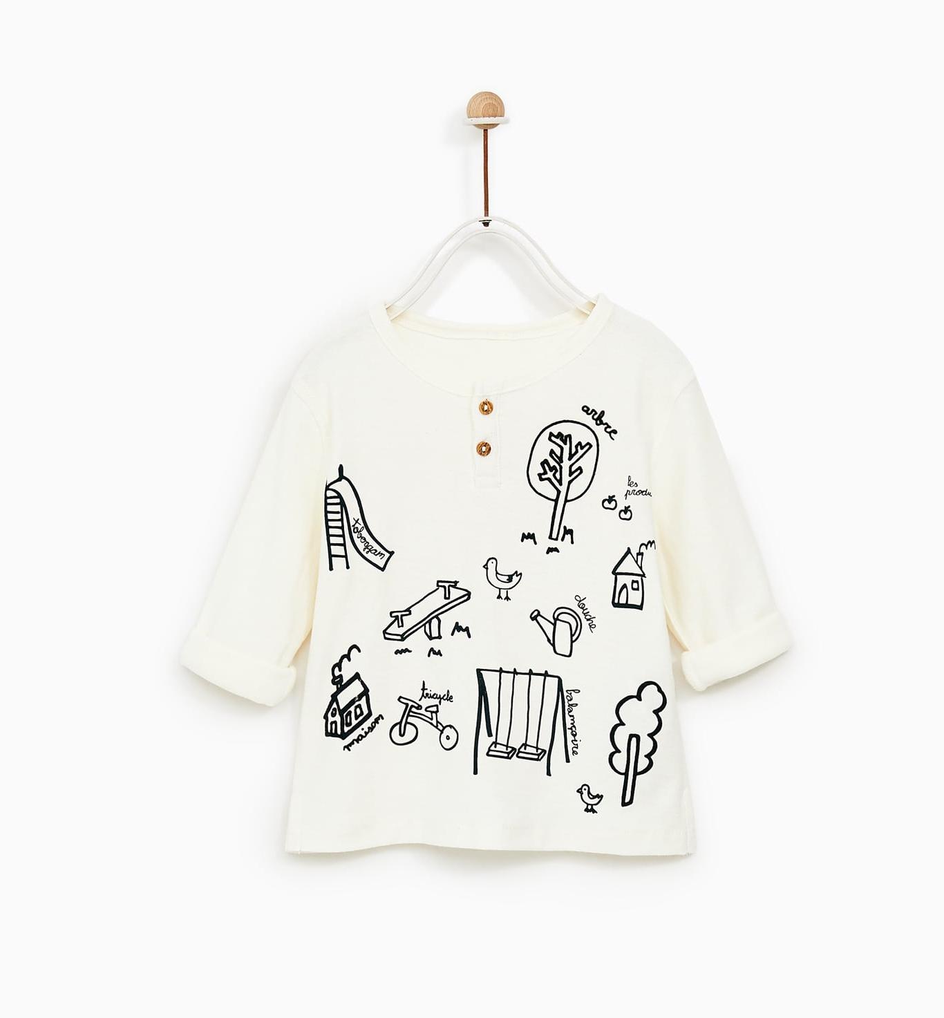 Printed T-Shirt $12.95