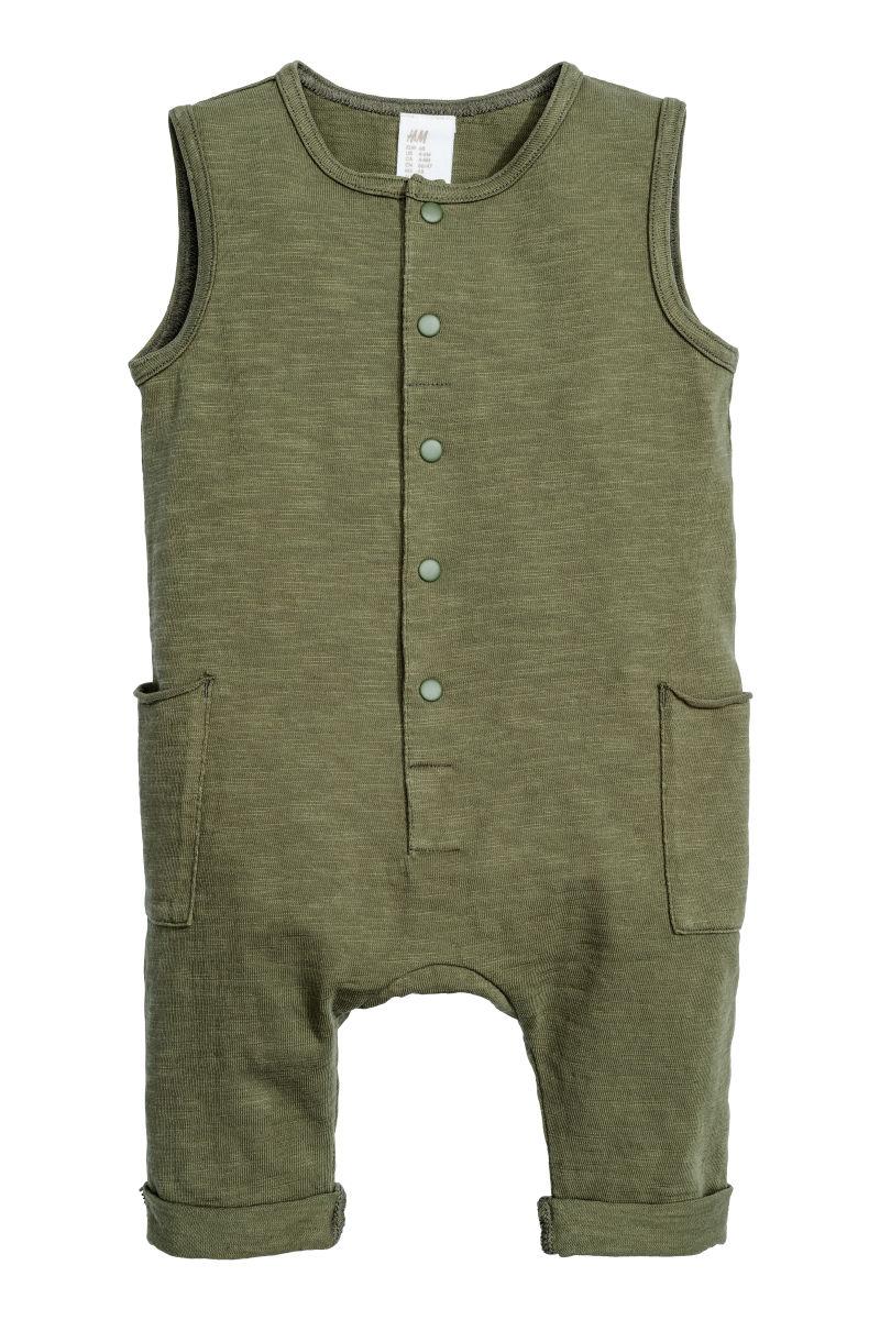 Sleeveless Romper Suit $24.99