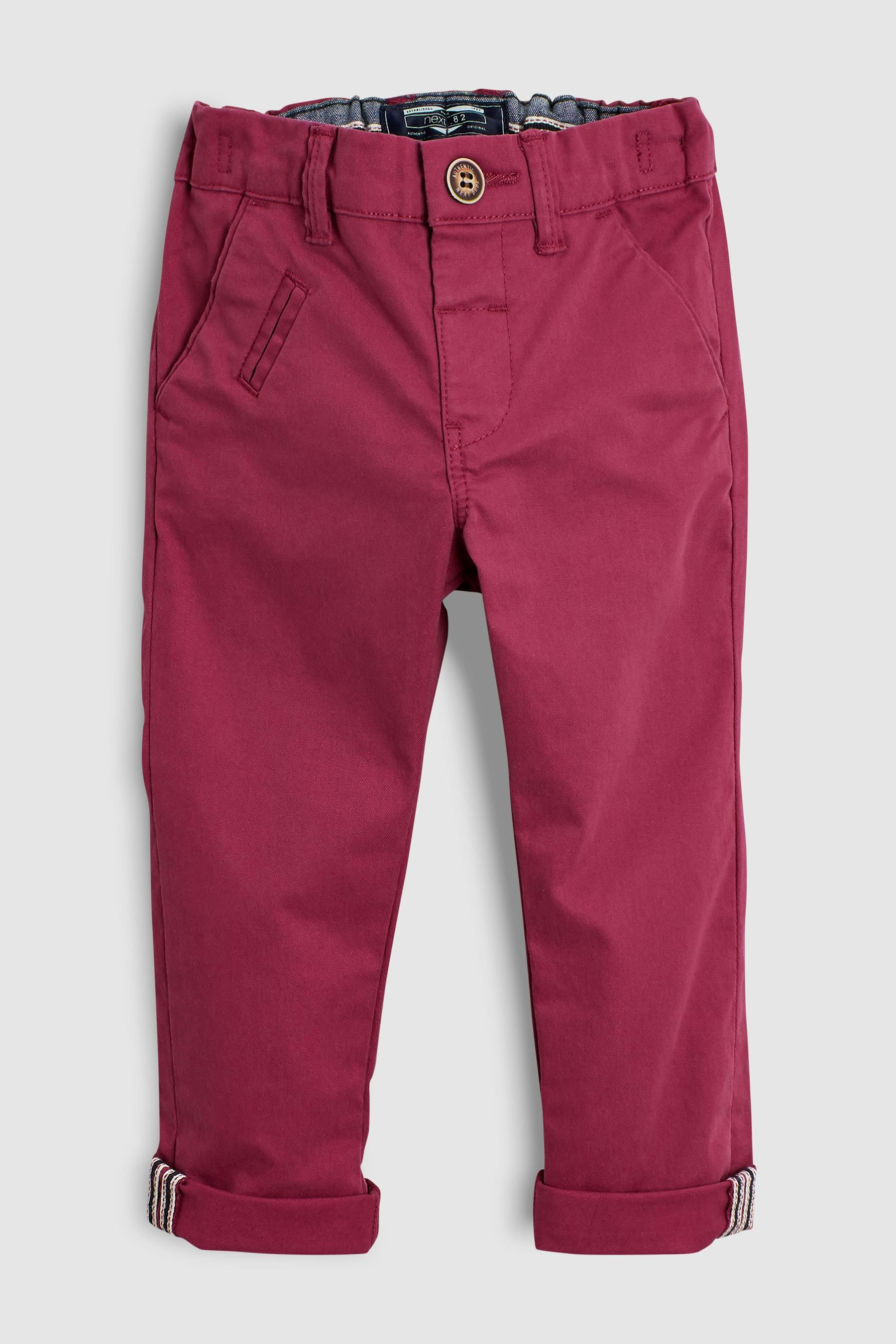 Chinos (Multi Colour) $15.50 - $17