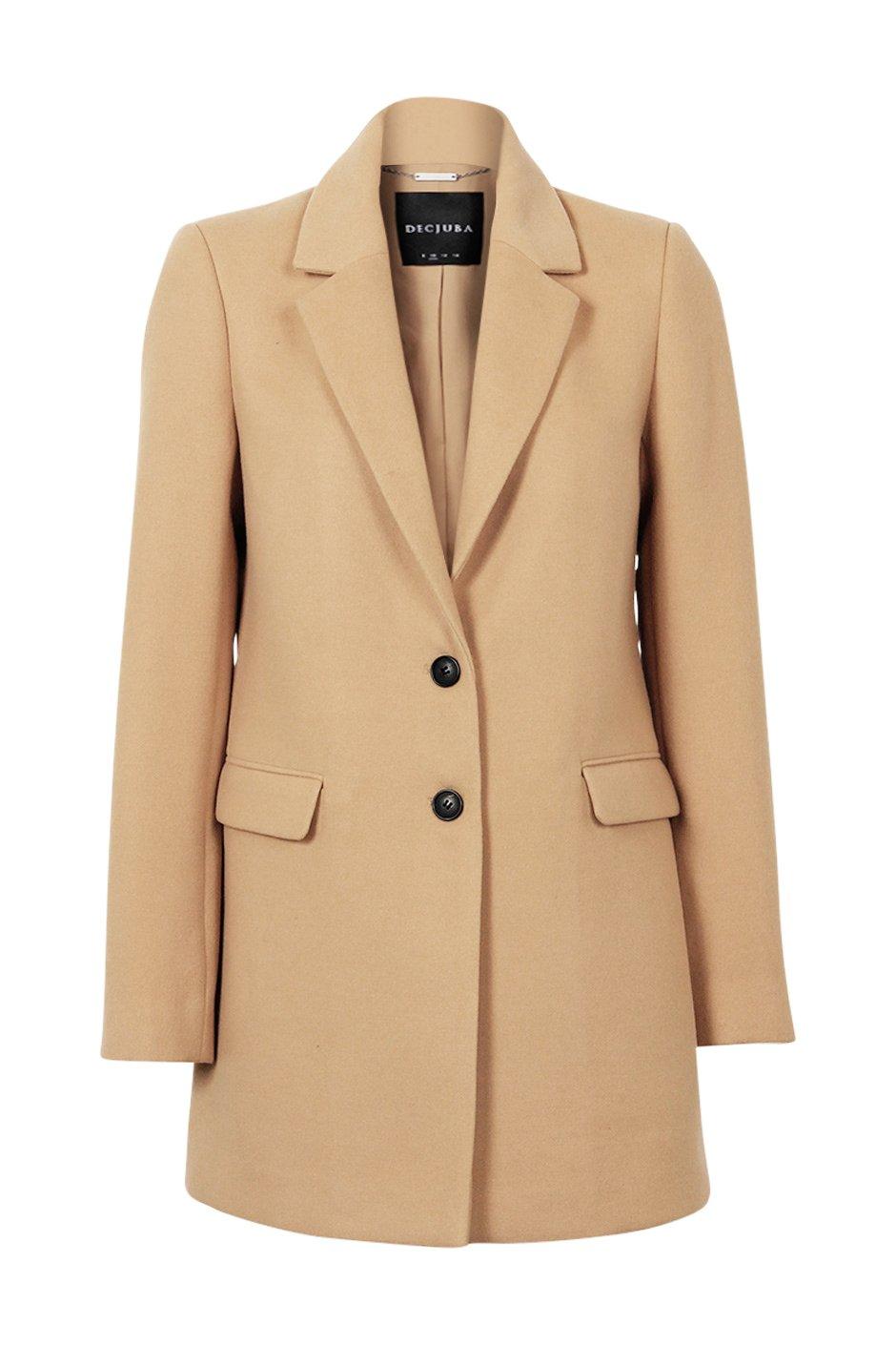 Simone Blazer Coat
