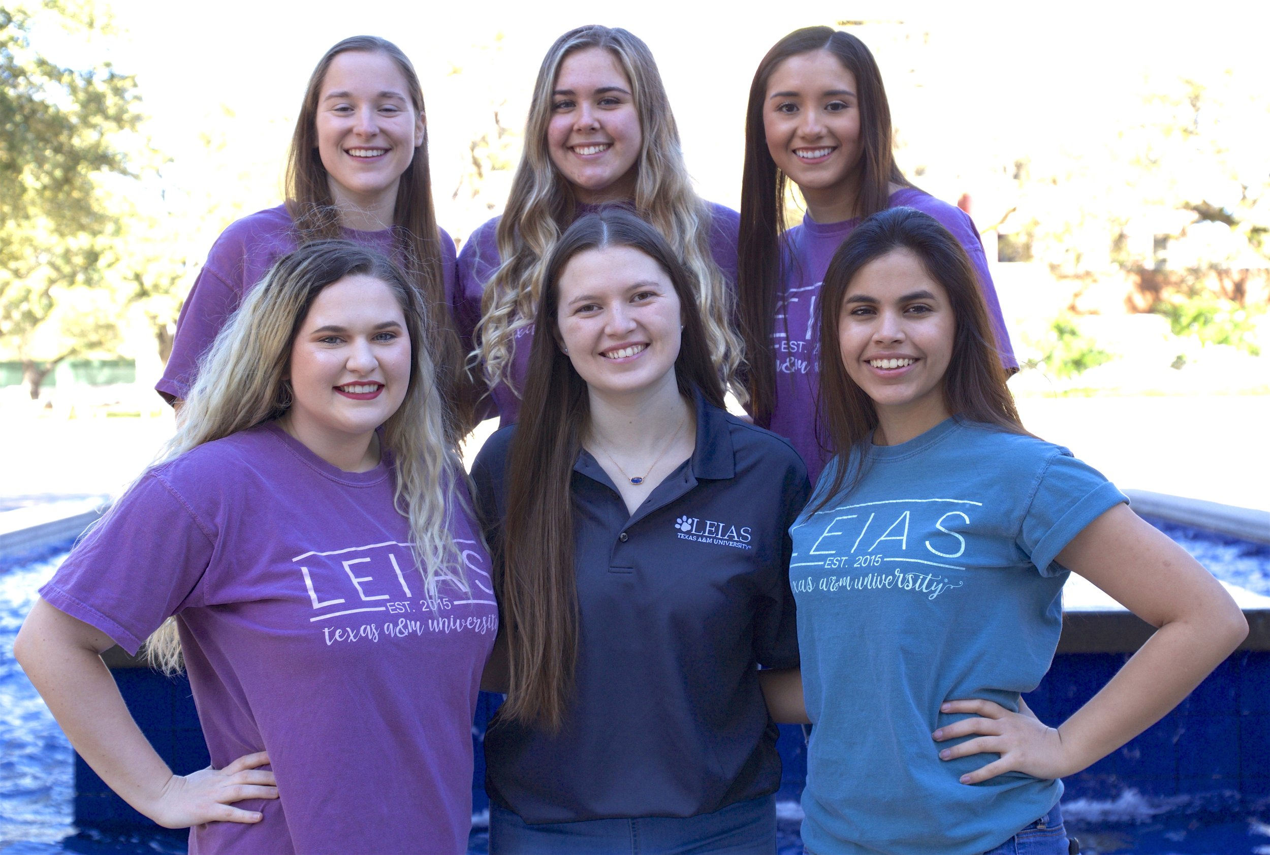 Service - Beth Briscoe, Emma Sardella, Lizeth Parra, Robin Horne, Ashley Morris, Paola Perez-Loera