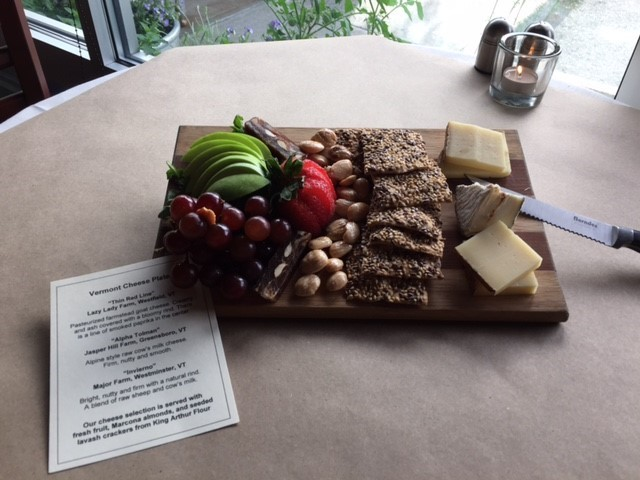 Vermont Cheese Plate