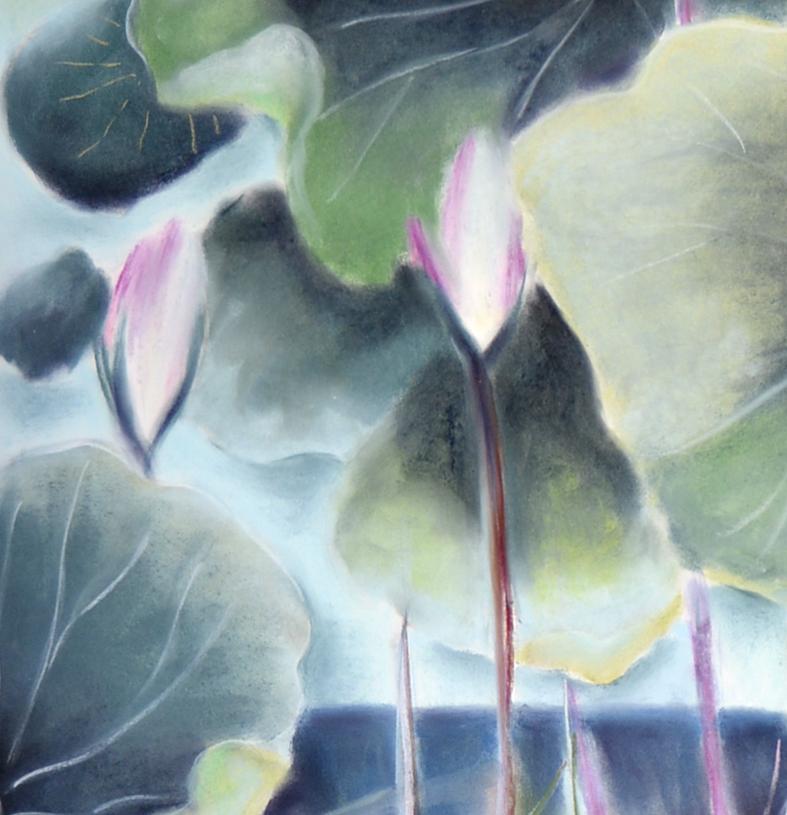 Lotus pond diver-detail#4.jpg