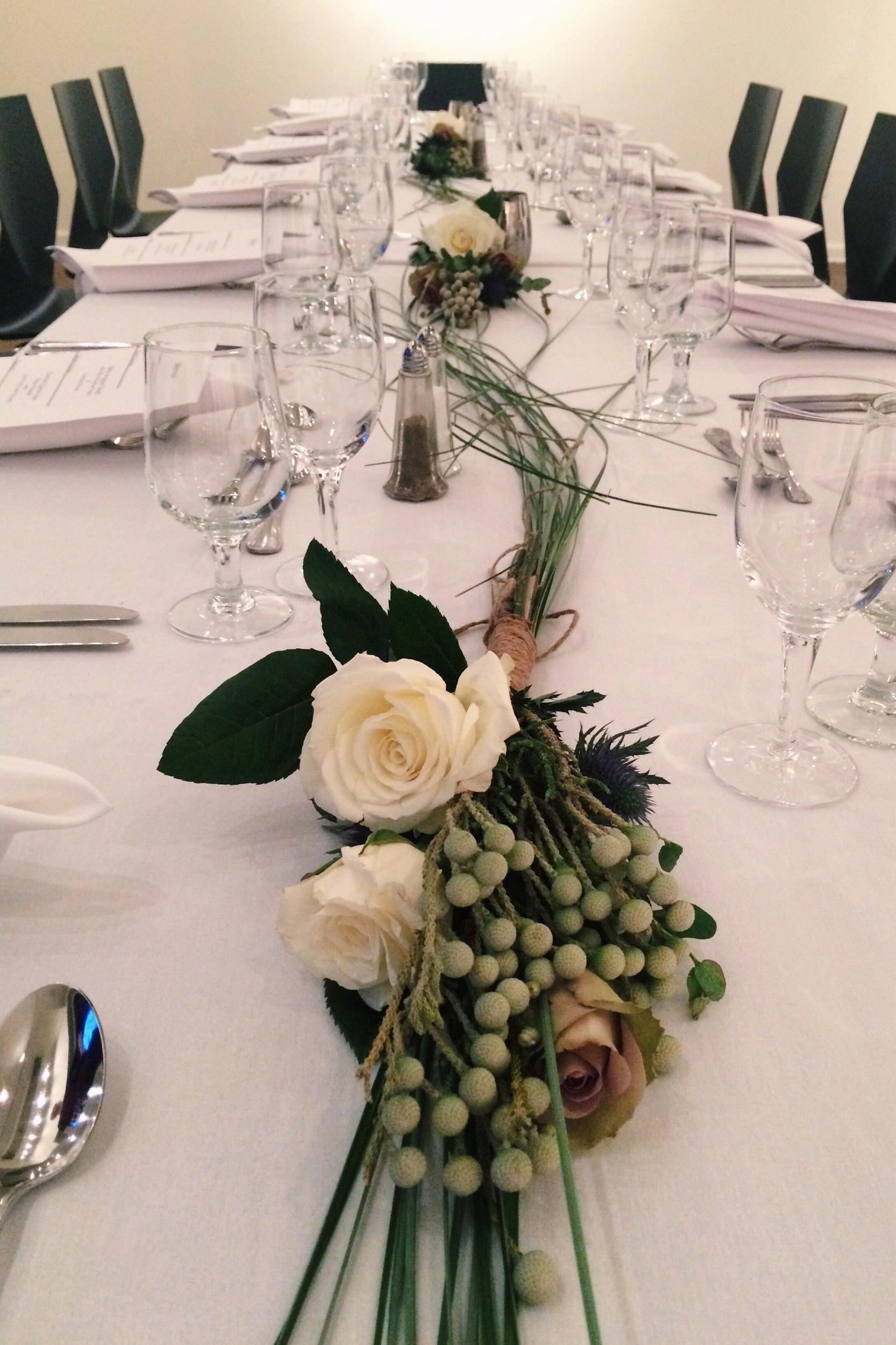 Wedding Coordination, Non-profit + Sponsored events, Production management.