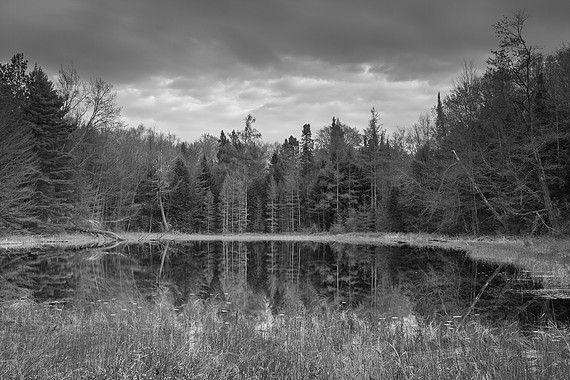 Three Johns Pond  (Chequamegon-Nicolet National Forest, Wisconsin) by  Jarob J. Ortiz , the new official NPS photographer