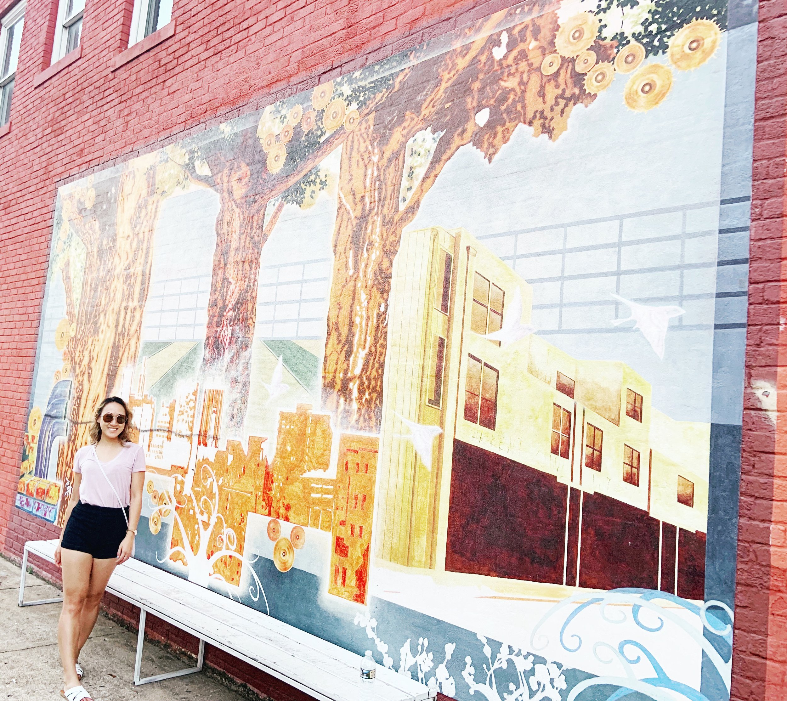 Downtown - Murals, food, and Instagram Things