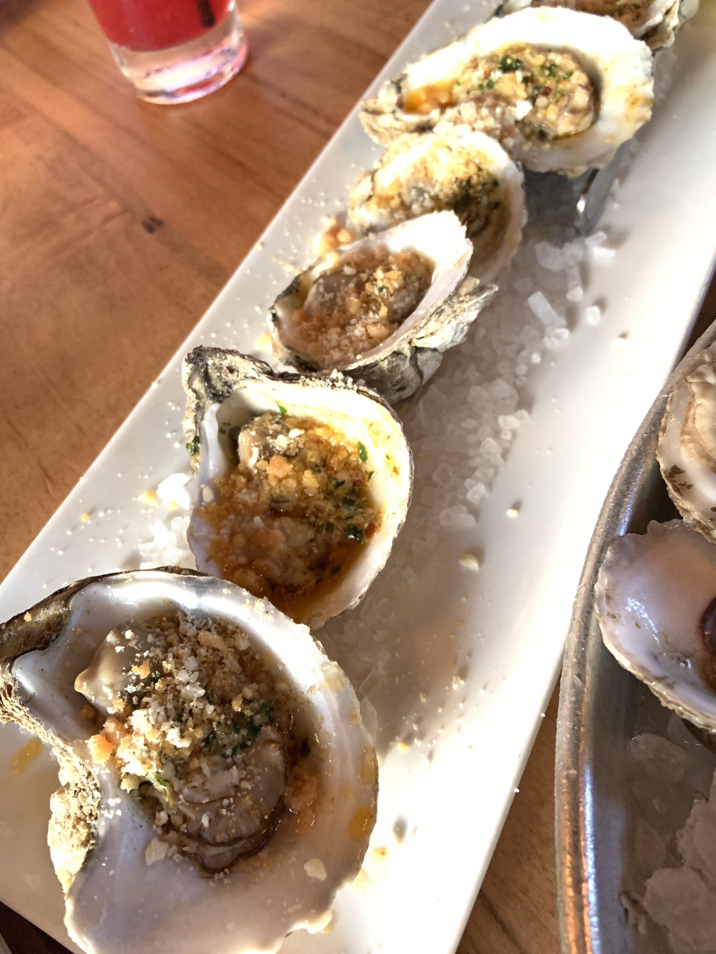 I always need Oysters