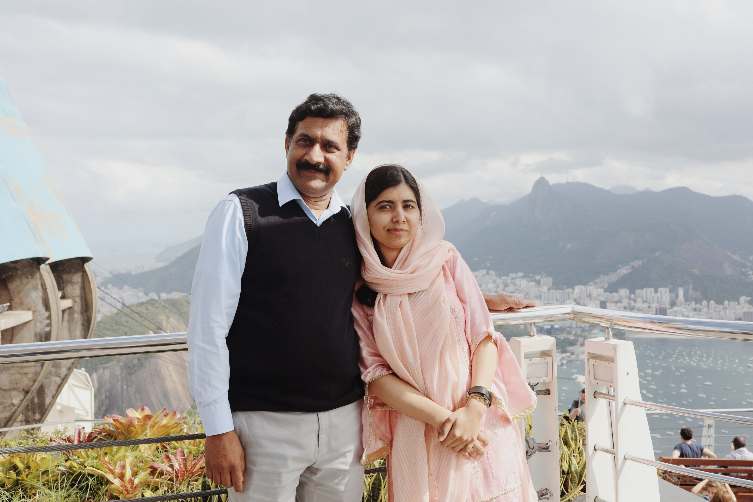 Photo by Luisa Dorr for Malala Fund
