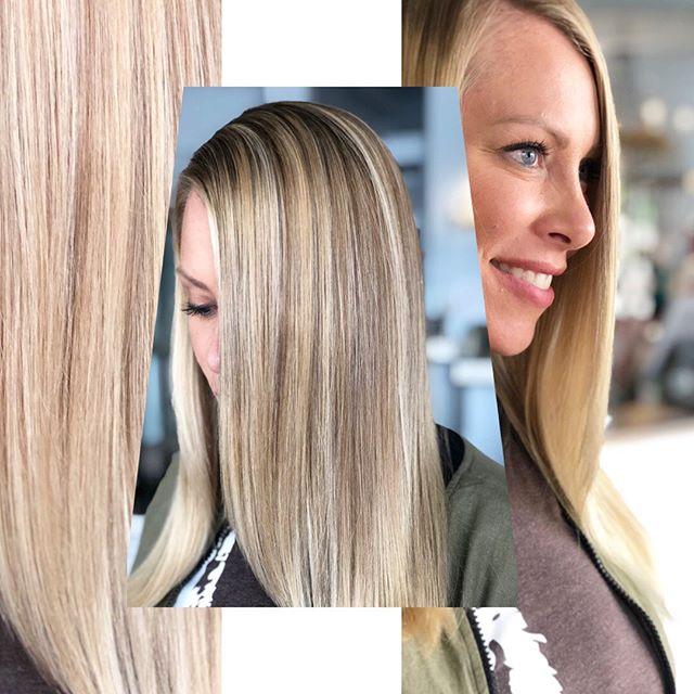 Lowlighting for the win🙌🏼 • • • Color by: @the_mainmane  #dimensionalcolor  #joico #hairjoi #healthyhair #sanantonio #hairlove #lumishine #sanantoniohairsalon #sanantoniohairstylist