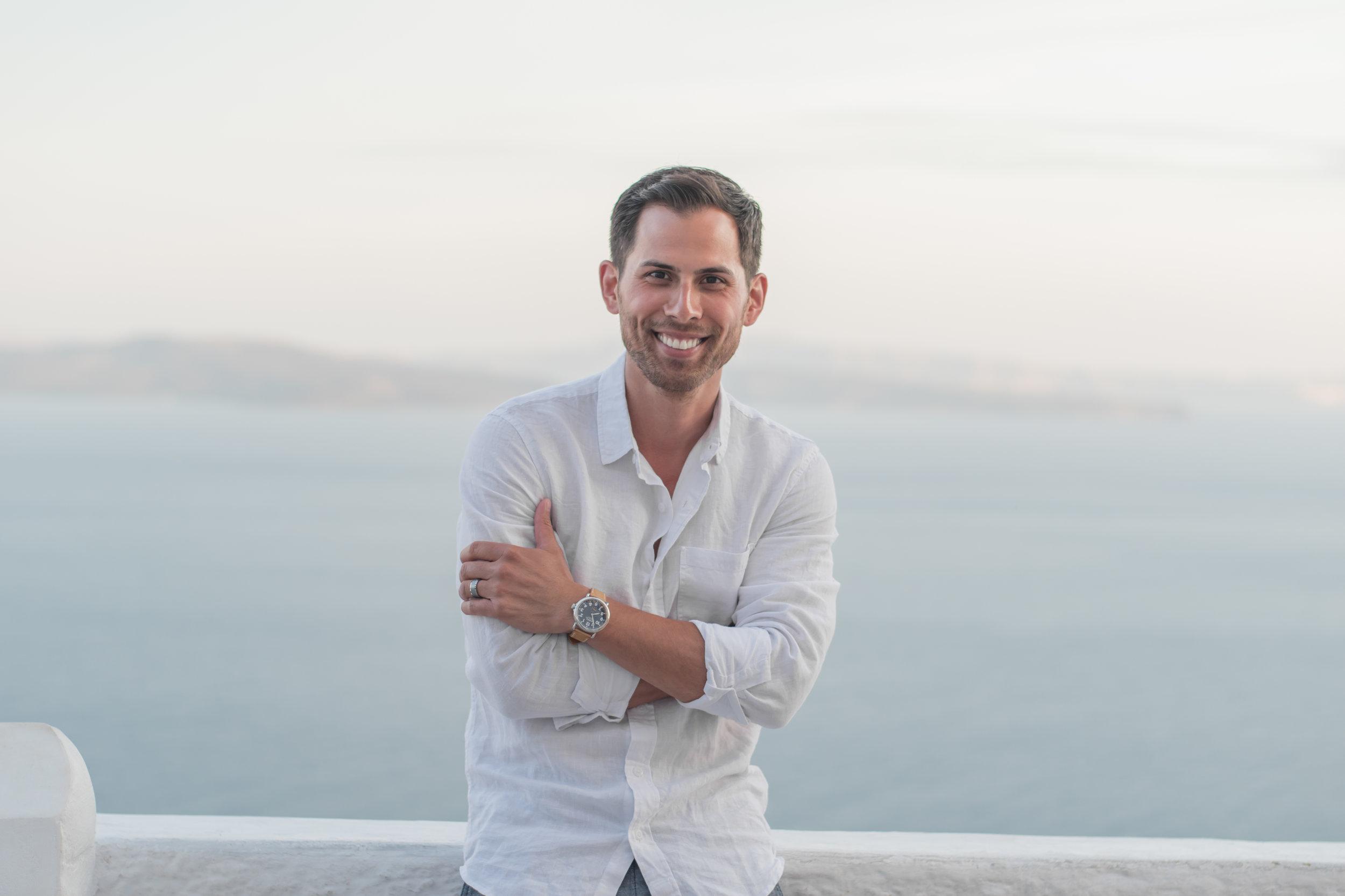 Santorini Profile Pic