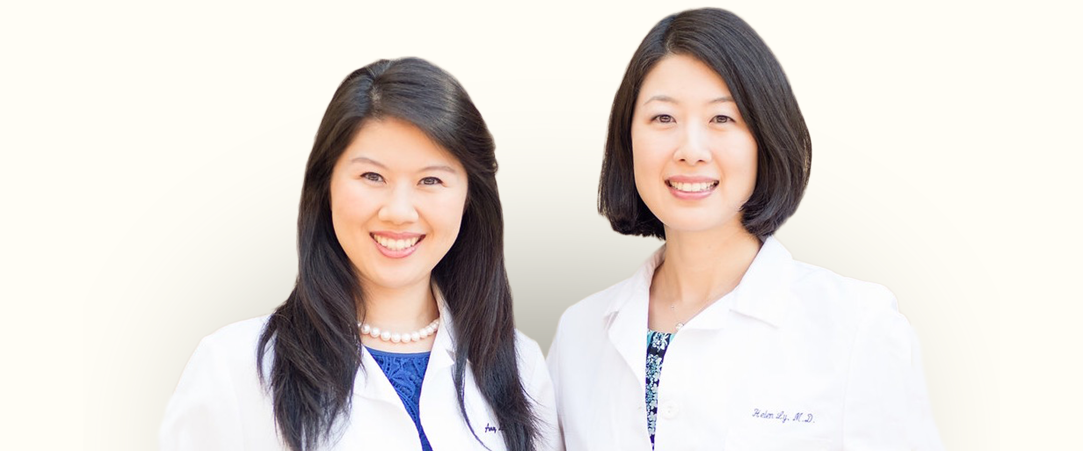 Drs. Amy and Helen Ly