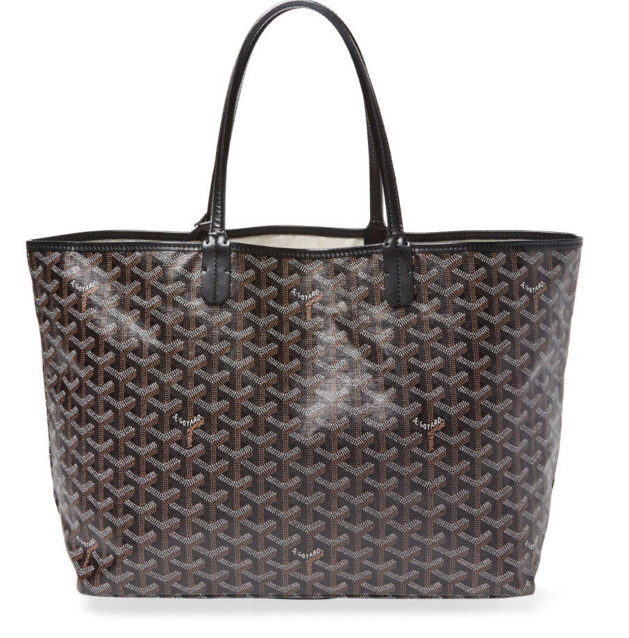 Goyard Paris  Saint Louis Tote  - $1200  (classic colors)  This bag can only be found at Goyard retail stores.