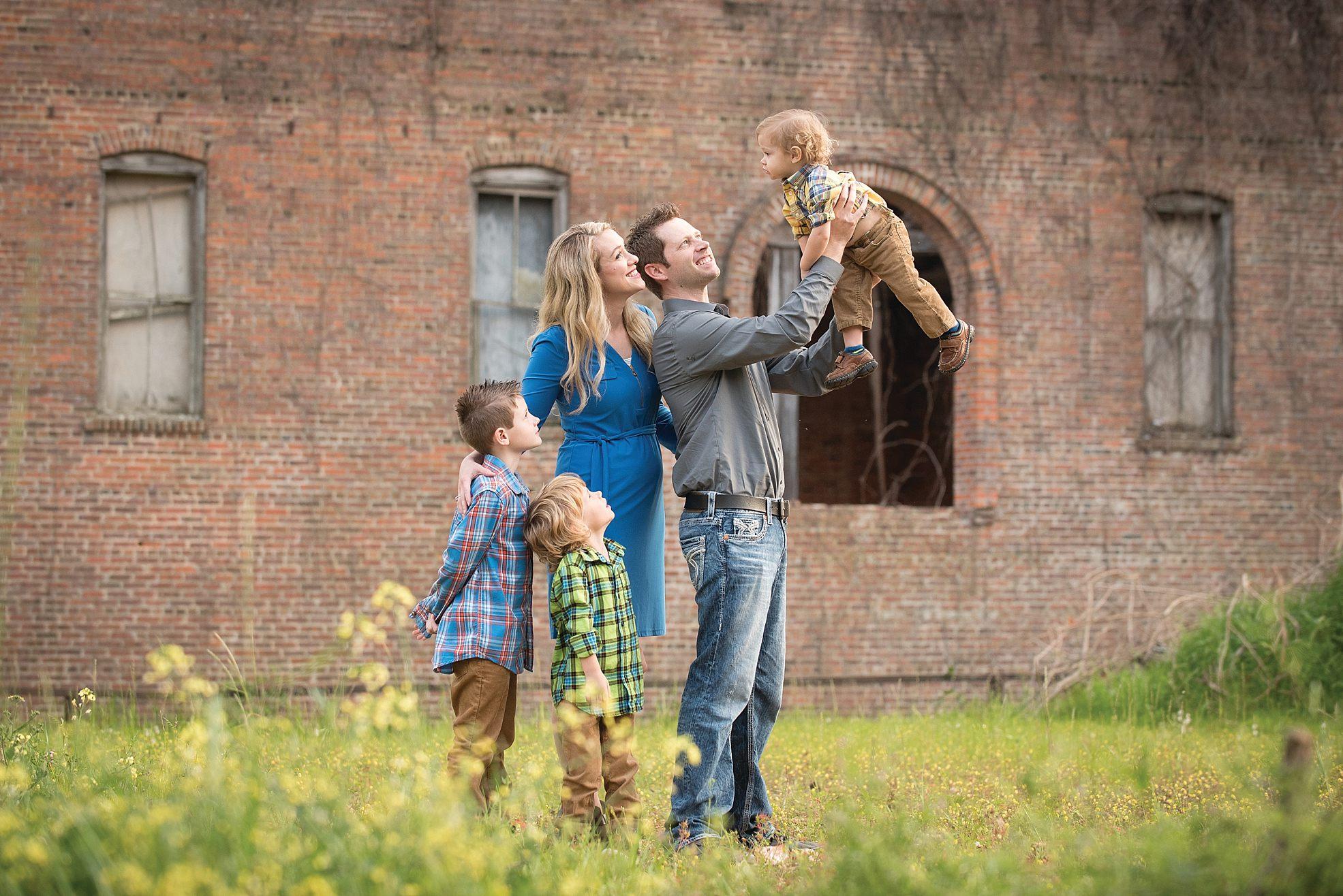Andalusia Alabama Family Photographer