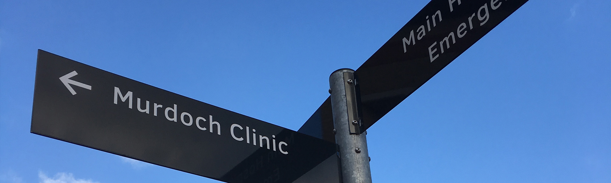Locate our consulting rooms