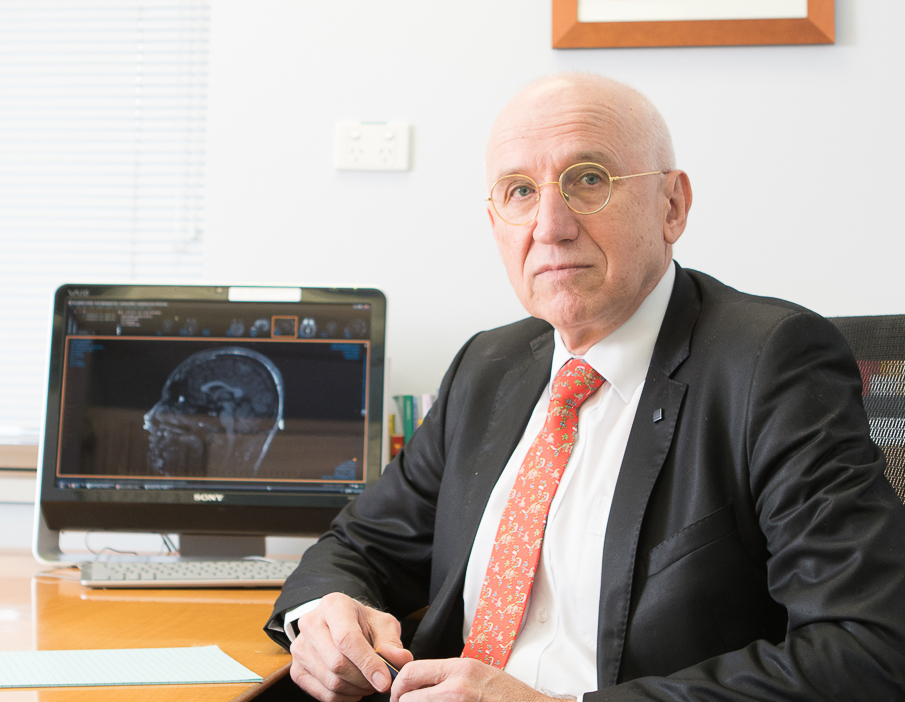 Dr Wally Knezevic - Neurologist