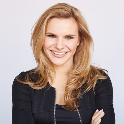 Michele Romanow - 'Dragon' CBC Dragons' DenCo-founder Clearbanc