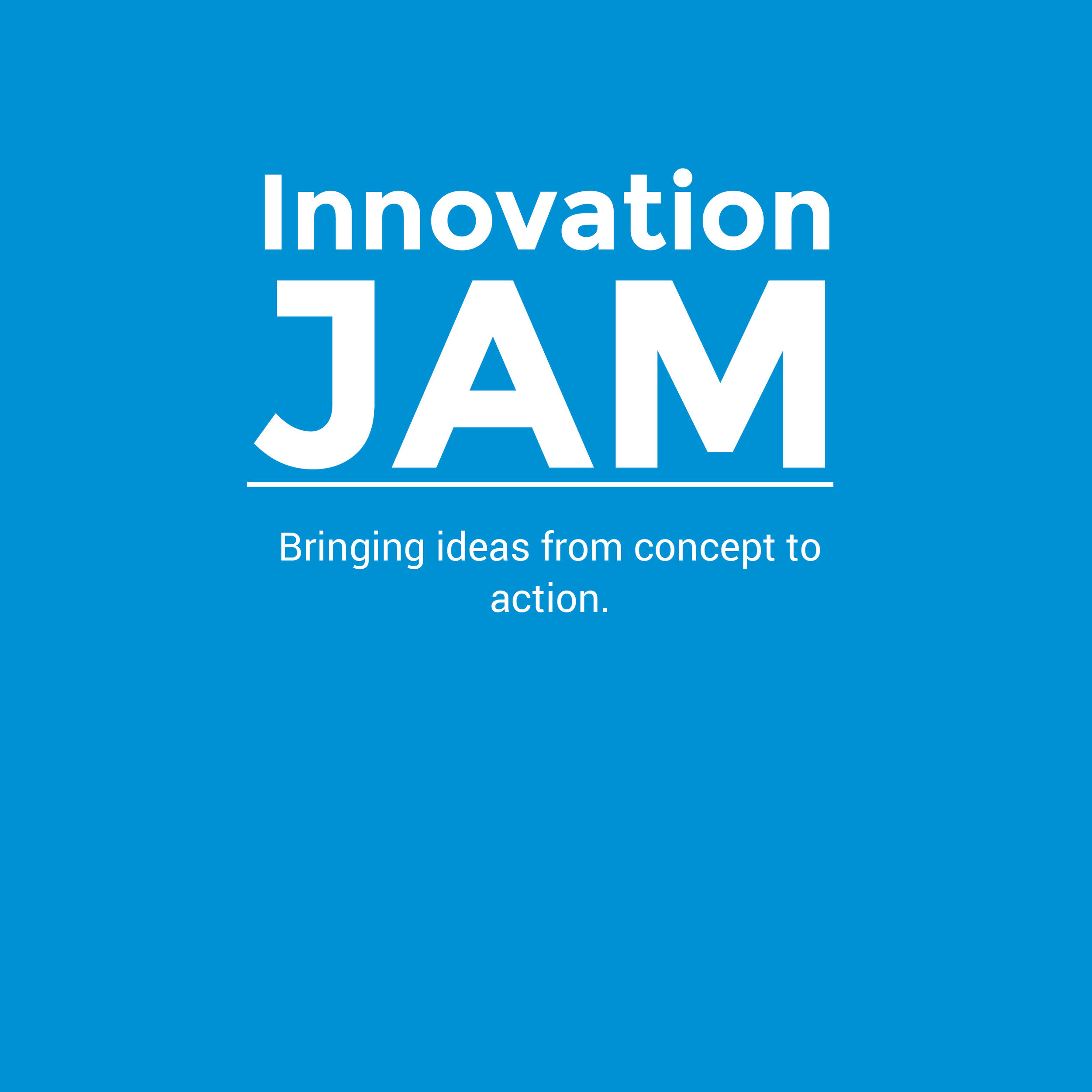 Getting started with innovation may sound intimidating but we think you can do it! In this online session, we're going to give you the tools to be innovative in any area of your life. By breaking down the fundamentals of innovation and examining examples of famous innovators, the innovation jam will reshape the way you think about problems and inspire you to create solutions that work!  Start now.